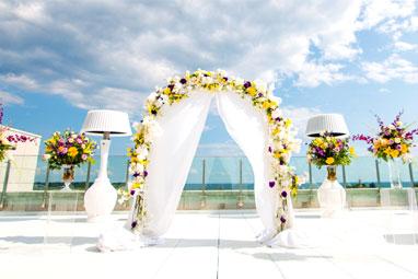 Wedding decorators dubai